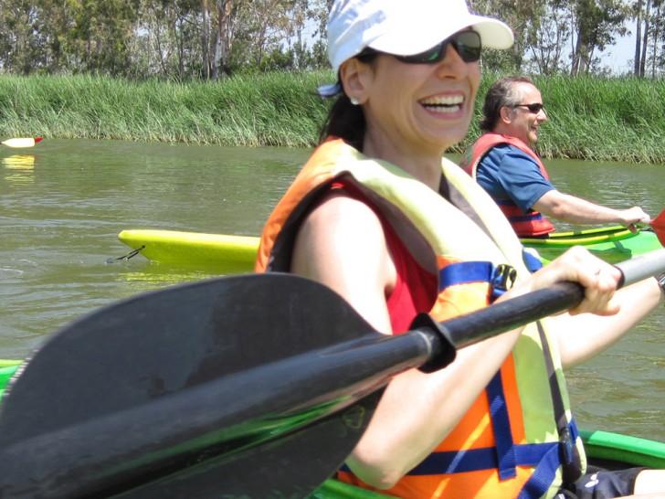 Kayak o canoa por el Delta del Ebro