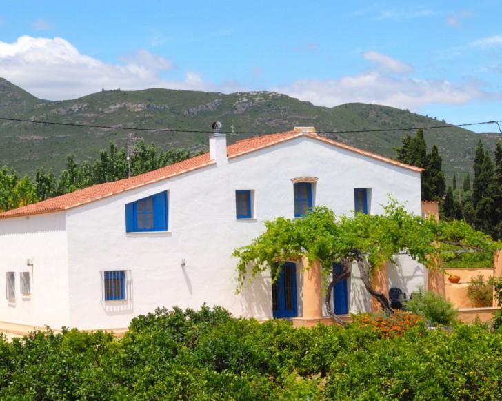 Alquiler de la casa rural de pages en el Delta del Ebro